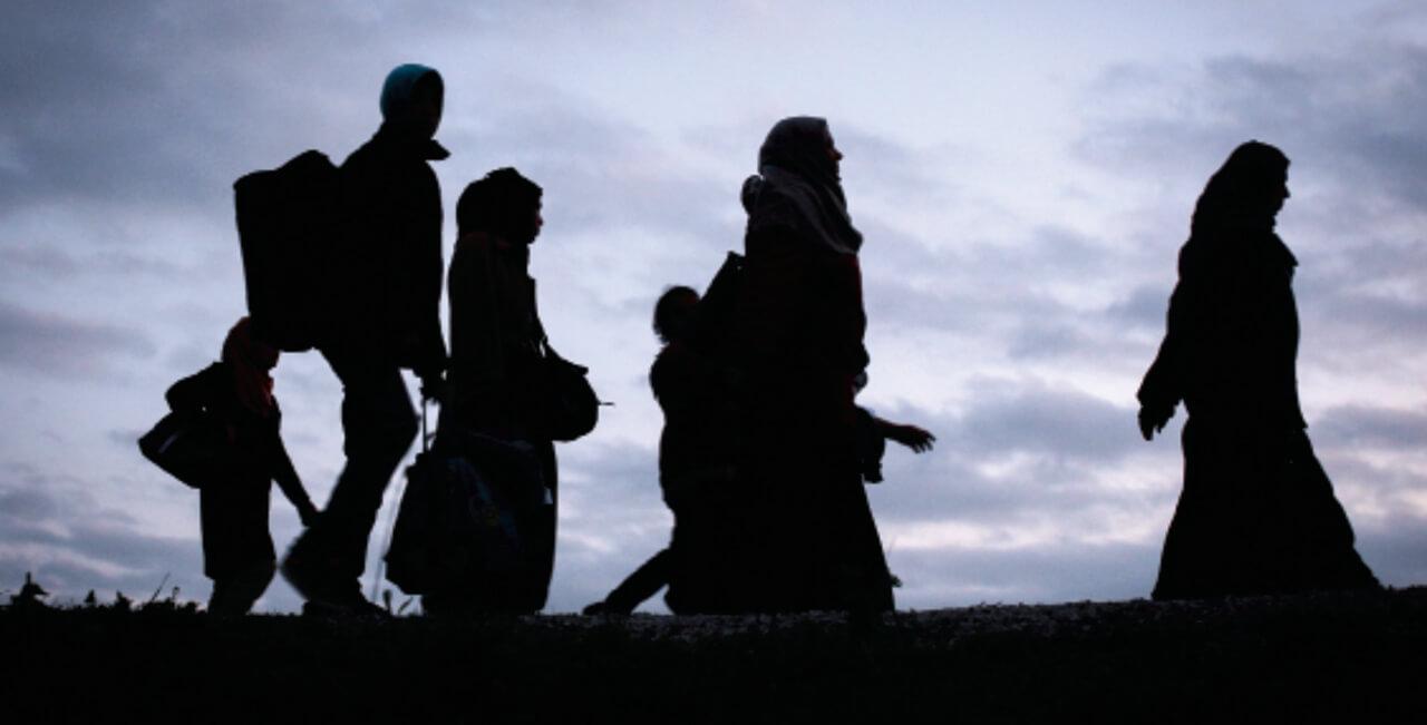 التعريف القانوني والإنساني لقضية اللاجئين